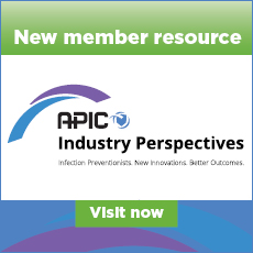 APIC | Infection prevention education