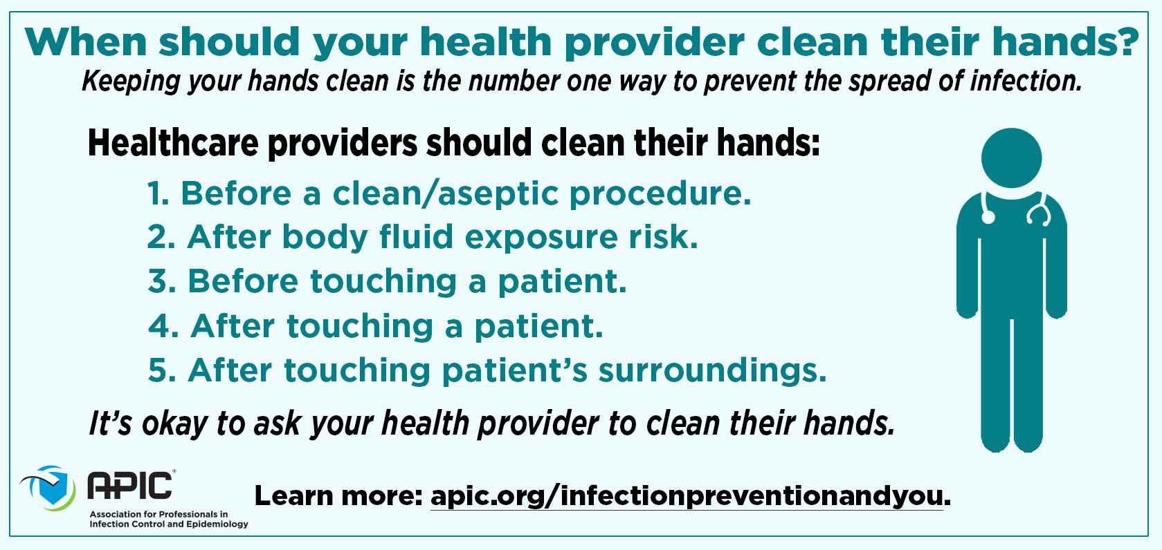 Apic visit apic for more resources on proper hand hygiene 1betcityfo Images